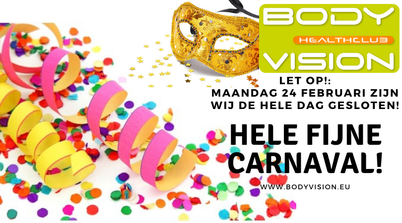 Carnaval 2020!